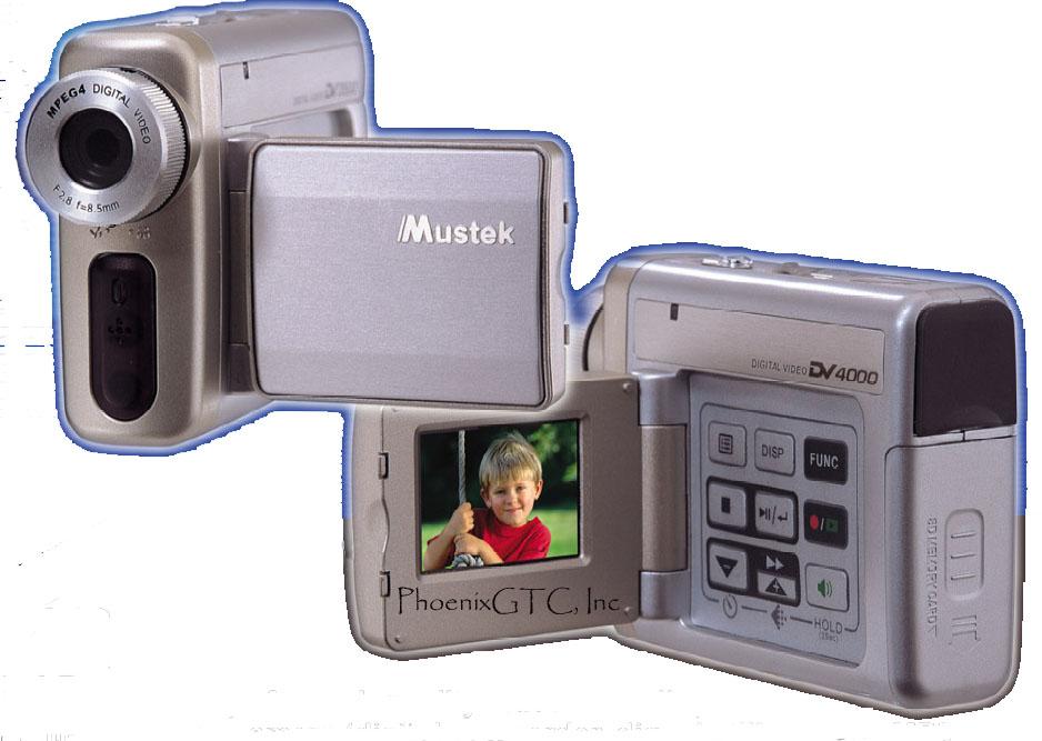Mustek DV4000