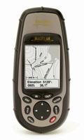 Meridian Color GPS Receiver