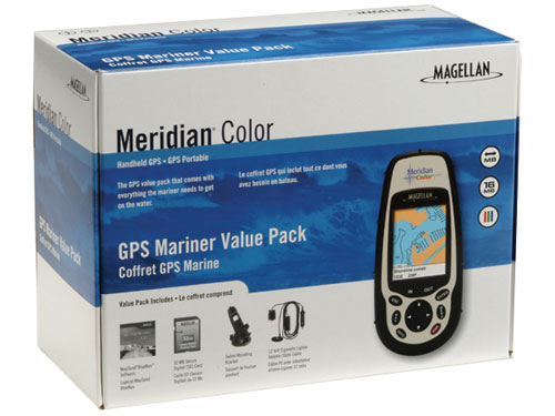 Meridian Mariner Traveler PAck